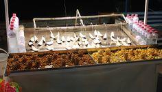 El coco y altramuces hacen las delicias de todos los paladares!