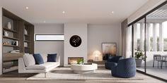 The Hamptons, Interior Architecture, Showroom, Living Rooms, Designers, Furniture, Home Decor, Architecture Interior Design, Lounges