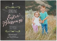 Blessed Chalk - Easter Cards in Flint | Magnolia Press