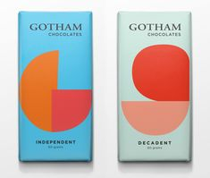 Gotham Bar and Grill Best Chocolate Brands, Brand Packaging, Packaging Design, City Branding, Chocolate Packaging, Nyc Restaurants, Menu Design, Gotham, Grilling