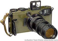 Graflex: KE-4 (1) 70mm Combat Camera camera