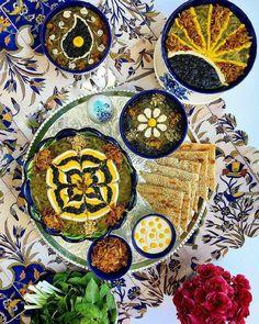 Artistic food, Ashe reshte
