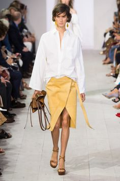 Michael Kors | Ready-to-Wear - Spring 2016 | Look 46