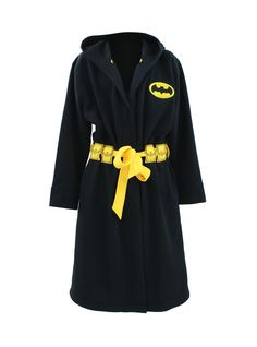 No robe should be without a utility belt.