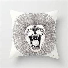 Løvepude.. Grrrhh..
