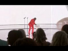 Kanye West runway performance at the 2010 VMA's.