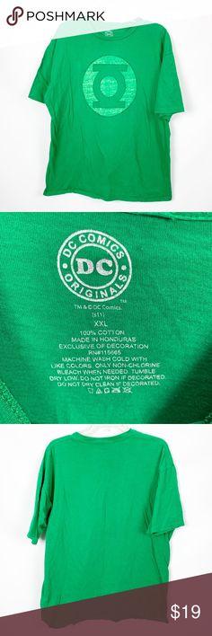 GREEN LANTERN HOODY HOODIE COMIC INSPIRED BIG BANG SYMBOL SHELDON TOP S-XXL