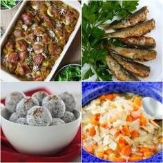 Paleo AIP Recipe Roundtable #148 | Phoenix Helix - *Featured Recipes:  Most Delicious Casserole, No-Bake Fruit Cake Bites, Fresh Fried Sardines, and Chicken Soup