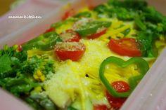 レンジで5分!ピザ風♪お野菜のチーズ蒸し | 美肌レシピ