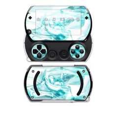 Add style and protection in one easy step with a colorful decal sticker. Made of durable vinyl that protects your finish from scratches or dings. Custom cut just for the Sony PSP Go so it fits perfectly. Decals are easy to apply without bubbling or wrinkling.