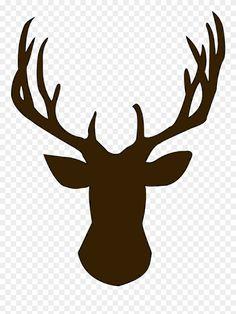 advent quilt Foot Clipart Reindeer - Deer Head Silhouette Png Transparent Png ( is a creativ Deer Head Silhouette, Reindeer Silhouette, Silhouette Png, Silhouette Design, Deer Head Stencil, Deer Head Outline, Clipart, Deer Head Tattoo, Head Tattoos
