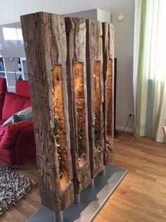 """Raumteiler - Raumteiler """"nature"""" - ein Designerstück von Wencke-Burzlaff bei DaWanda"""