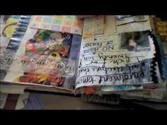 Art Journal Altered Book by fridayeudamonism