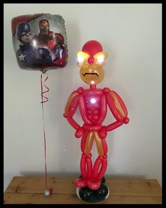 Balloon Blooms is a balloon decorating company. If you're looking for creative balloon decorations in Cardiff or Pontypridd, give me a call today. Wedding Balloons, Birthday Balloons, Superhero Balloons, Iron Man Birthday, Balloon Company, Baby Balloon, Balloon Flowers, Balloon Decorations, Wedding Flowers