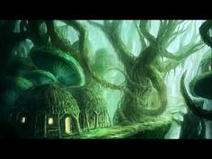Dark Fantasy Music   Ancient Forest of the Elves