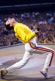 Los grandes artistas nunca mueren. Las grandes obras nunca se pasan de moda. #FreddieMercury