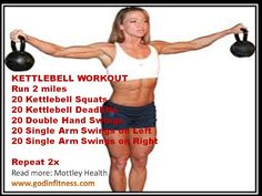 Haven't had the opportunity to use kettlebells as much as I want. Dumbbells can be used as well for pretty much the same exercises. High Intensity Cardio Workouts, Killer Workouts, Gym Workouts, At Home Workouts, Daily Workouts, Kettlebell Routines, Kettlebell Circuit, Kettlebell Training, Way Of Life
