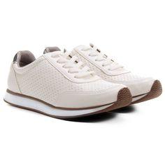 Compre Tênis Via Marte Jogging Branco e prata na Zattini a nova loja de moda online da Netshoes. Encontre Sapatos, Sandálias, Bolsas e Acessórios. Clique e Confira!