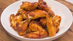 Buffalo Drumettes - Recipe from Everyday Gourmet with Justine Schofield Gourmet Cooking, Gourmet Recipes, Cooking Recipes, Cooking Ideas, Duck Recipes, Wing Recipes, Chicken Recipes, Drumettes Recipe, Sweet Chilli Sauce