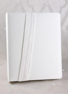 Ivy Lane Design Victorian Collection Memory Book White