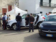 Opel Sancar ha aperto la lunga scia di appuntamenti con il suo pubblico in giro per il Salento