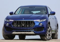 The Maserati Levante is a turning point in Maserati's history. The brand new model, which made its World Premiere at the 2016 Geneva Motor . Luxury Sports Cars, Luxury Car Brands, Top Luxury Cars, Luxury Suv, Sport Cars, Maserati Granturismo, Maserati Suv, Bespoke Cars, Super Fast Cars