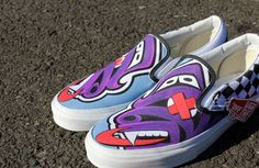 a1539b10384b 39 Best Vans Shoe Art images