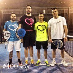 100% Ilp #ilovepadel gracias chicos , nos ha encantado  #vayaequipazo