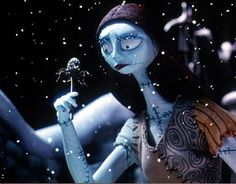 the nightmare before christmas Strangely enough, its one of my favorite movies