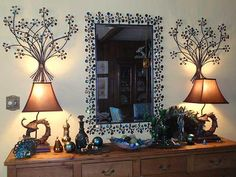 Pier One Wall Mirrors peacock dazzle mirror - i have a secret.. i have a teal peacock