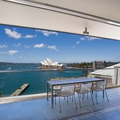 To wake up each day with this view of Sydney Harbor...what else could you ever want?