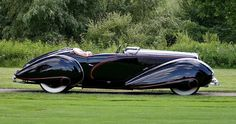 The Art Deco Era: Cars of the 1940's | Wonderful Vehicles - Dieselpunks