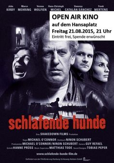 blog & news - Shakedown Films - open air screening of our movie Schlafende Hunde