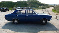 1975 Morris Marina