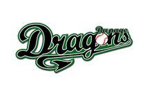 Dupage Dragons baseball team logo