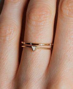 Ringe 12 Stücke Us0.53 Pro Minimalistischen Midi Ringe Für Frauen Vintage Gold Silber Geometrische Lange Bar Boho Ring Mode Knuckle Schmuck