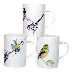 Birds Lyric Krus 0,33 ltr nr. 1. #Fugle #SPB #Smagpåbordet