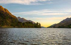 Loch Shiel, Lochaber Scotland