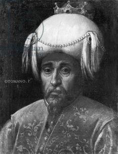Sultan Osman I (photo)