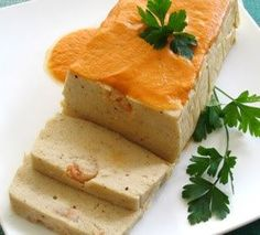 Pastel de Pescado Healthy Summer, Mousse, Smoothies, Buffet, Seafood, Cheese, Cooking, Recipes, Quiches