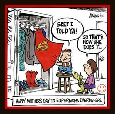"""Happy Mothers Day!"" :-)"