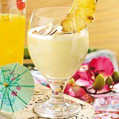 Cocktails - bunte Partydrinks mit Schuss - coconut-dream  Rezept