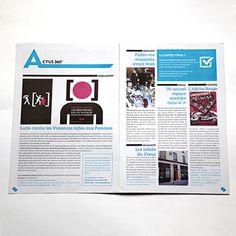 Journal Municipal   Yohann Jacob : Graphiste Designer Freelance