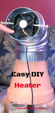 This is a great idea that you can use to heat your room, or home office.  http://www.thegoodsurvivalist.com/heat-your-room-or-home-office-for-15-cents-per-day-with-this-easy-diy-heater/