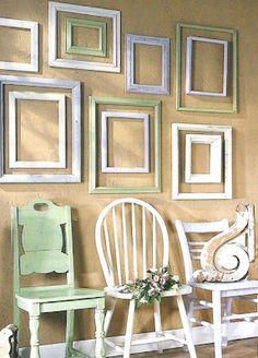 Layered frames