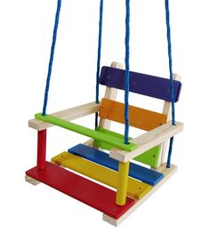 Wooden Play Sets – Toys That Even a Group of Kids Will Love - Diy Möbel Backyard Play, Backyard For Kids, Outdoor Play, Diy Wood Projects, Wood Crafts, Wooden Playset, Diy Playground, Traditional Toys, Kids Swing