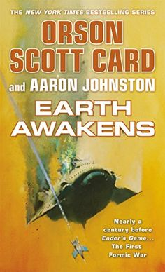Earth Awakens, by Orson Scott Card and Aarong Johnston. Follow the link to my…