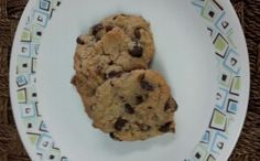 Debbi Does Dinner... Healthy & Low Calorie: Chocolate Chip Walnut Cookies, Gluten Free