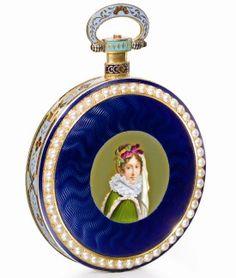 Pigeut & Meylan Pocket Watch, circa 1815