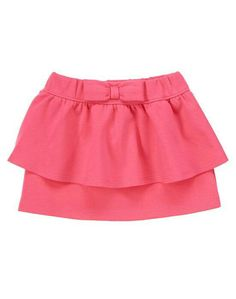Gymboree Posh and Playful Peplum Skirt Little Girl Skirts, Baby Girl Skirts, Skirts For Kids, Baby Dress, Cute Kids Fashion, Cute Outfits For Kids, Toddler Outfits, Girl Fashion, Baby Boy Camo